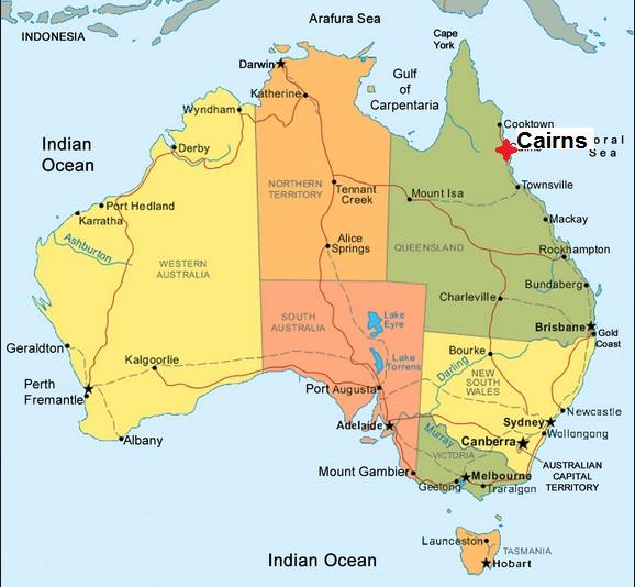 Cairns Australian Abattoirs