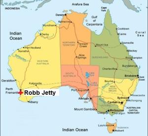 Australia. Robb Jetty