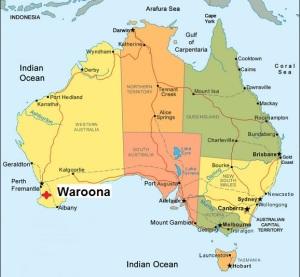 Australia. Waroona