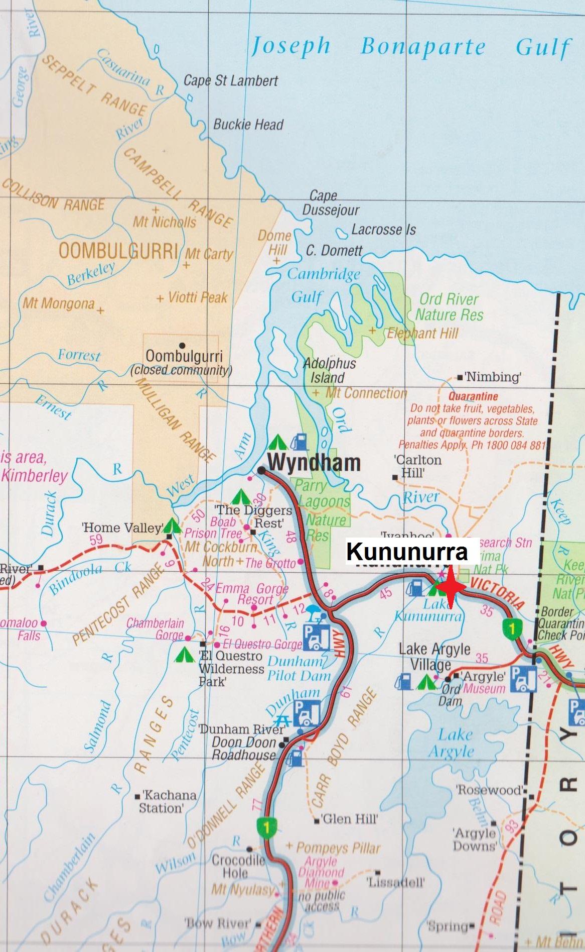 Kununurra Australia  City pictures : Kununurra | Australian Abattoirs