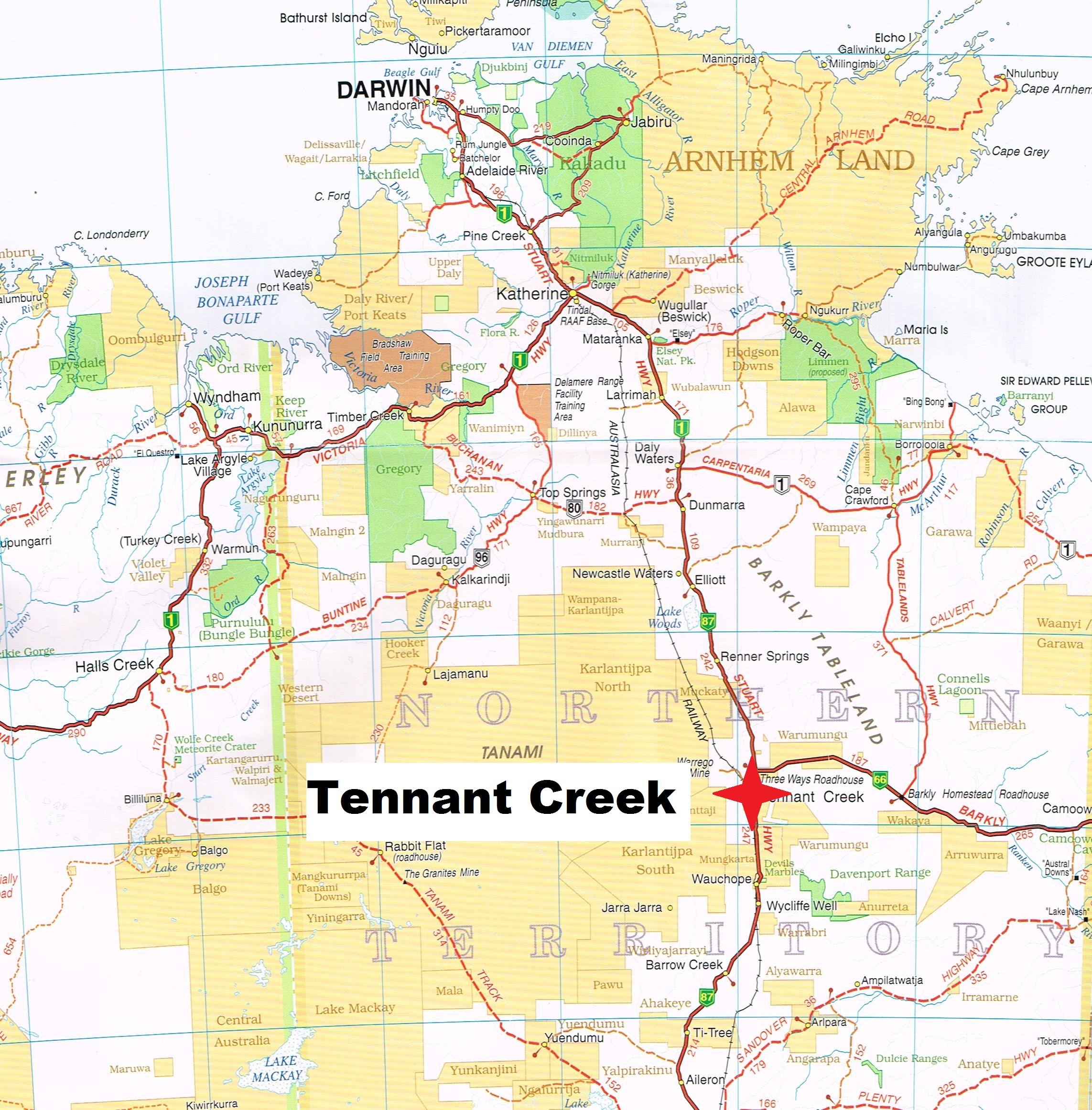 Tennant Creek Australia  City new picture : Tennant Creek | Australian Abattoirs
