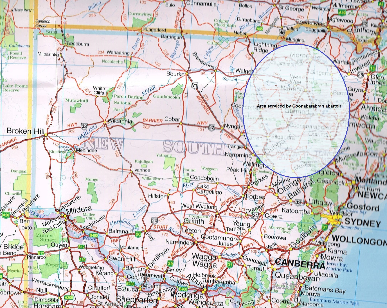 Coonabarabran Australia  City new picture : Coonabarabran | Australian Abattoirs