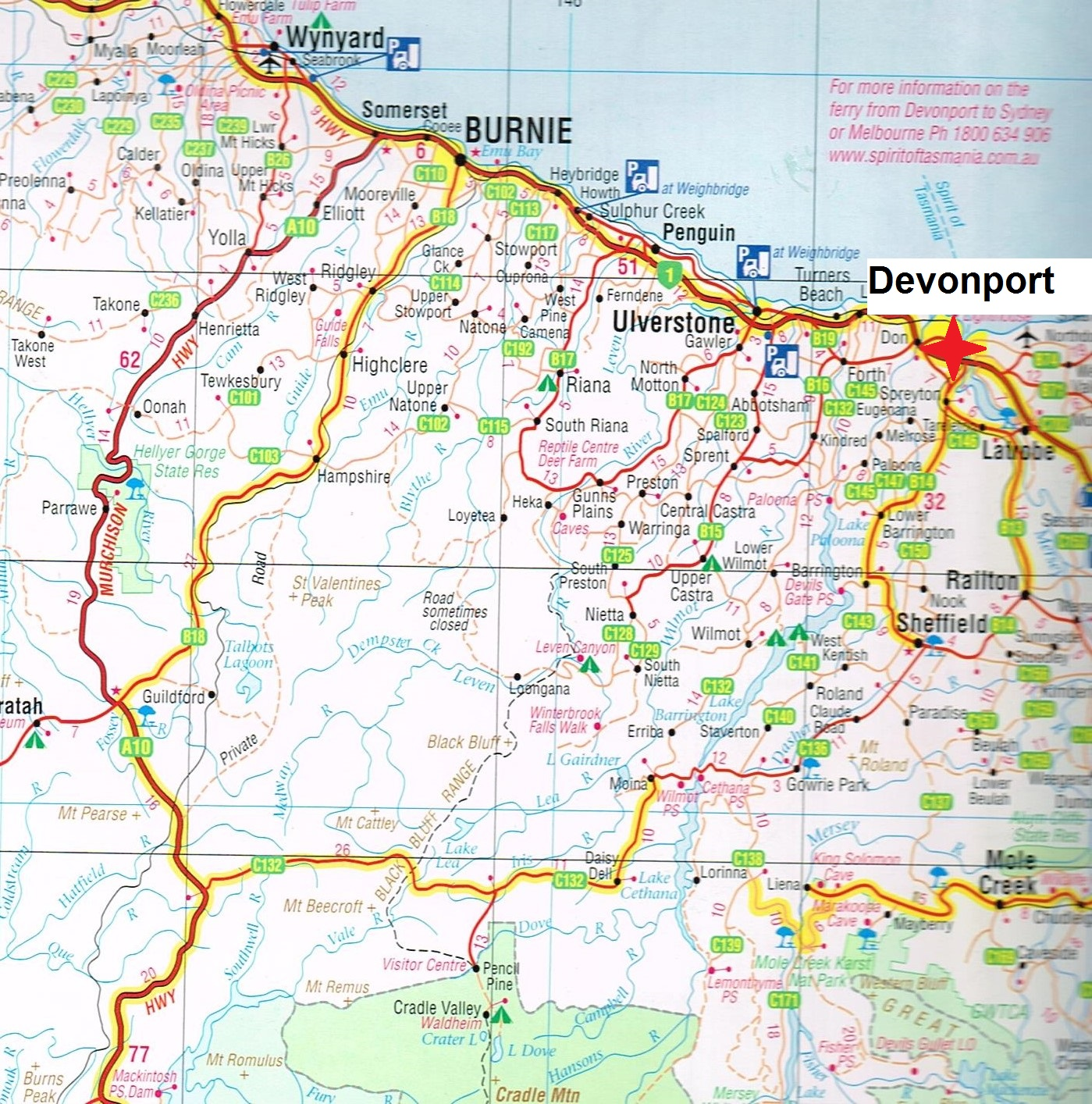 Hamilton (Tasmania) Australia  city photos gallery : ... hamilton island map elounda crete tasmania australia location on map